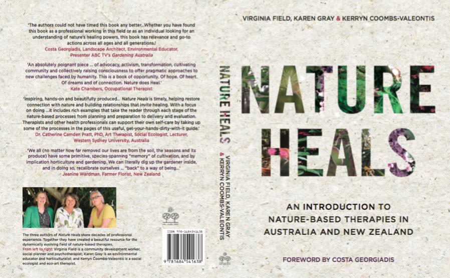 Nature Heals Cover